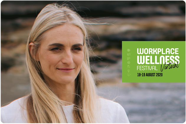 2020 Workplace Wellness-Festival Dr Amy Willinge